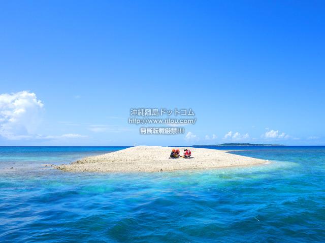バーチャル沖縄旅行「バラス島編」〜離島ドットコム