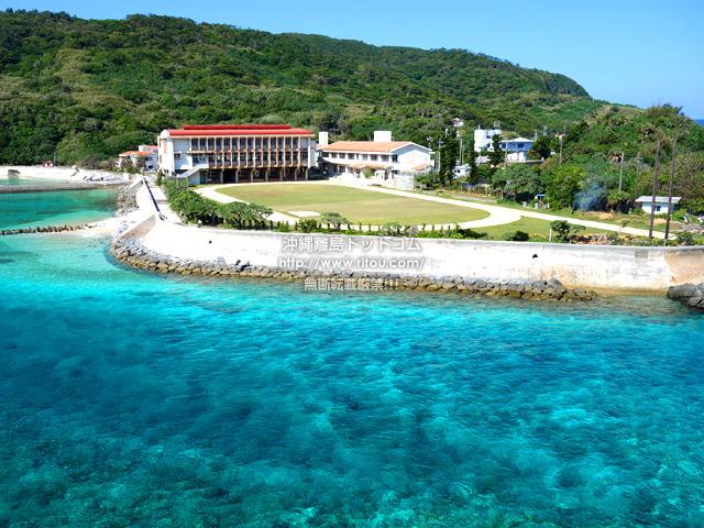 バーチャル沖縄旅行「慶留間島編」〜離島ドットコム