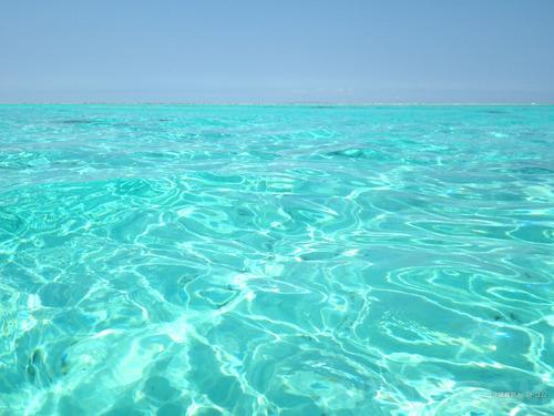 与論島でただただ綺麗な海を眺める贅沢!島の海は青い宝石箱